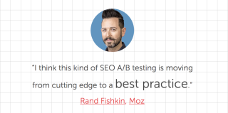 SEO A/B Testing with Tom Anthony | 3XE SEO Event