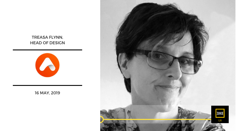 Treasa Flynn, Head of Design | 3XE User Experience Conference